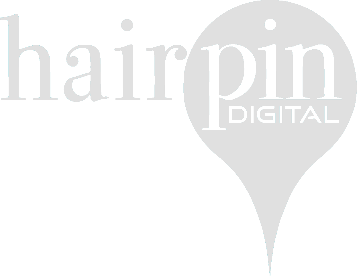 Hairpin Digital_Logo_Grey