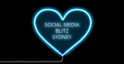 Salon Social Media Blitz Sydney