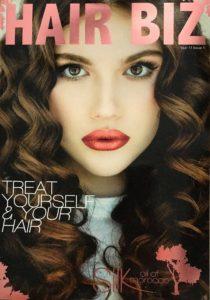 As seen in Hair Biz Year 11 Issue 1
